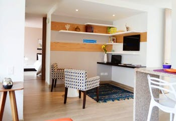 Proyecto de vivienda, El Rocío Condominio, Apartamentos en venta en Casco Urbano Cajicá 65m²