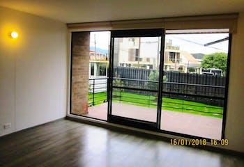 Apartamento en venta en Cajicá de 3 hab. con Jardín...