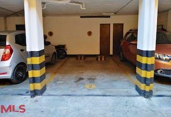 Apartamento de 90 mts2-Ubicada en Laureles- Conquistadores,3 Habitaciones.