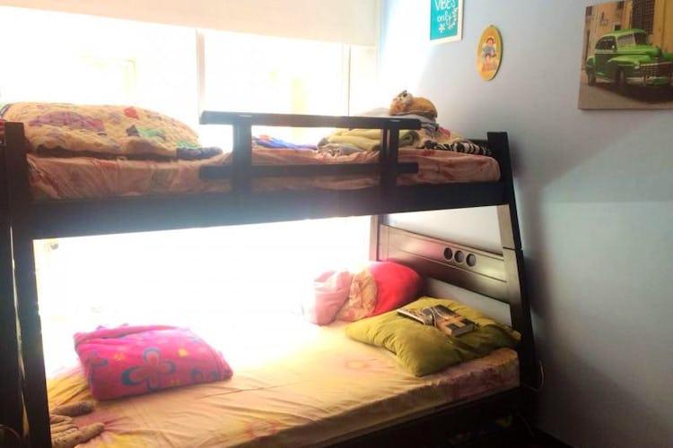 Foto 10 de Apartamento En Venta En Bogota Calleja Baja  con dos balcones en piso tercero.