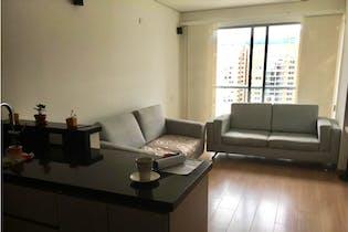 Apartamento en venta en Barrios Unidos de 3 habitaciones