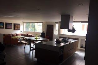 Apartamento en Bogotá Rosales con linda vista a la Quebrada de la Vieja