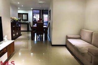 Compostela, Apartamento en venta en Laureles de 3 hab.