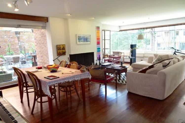 Portada Apartamento en Bogota Rosales - Dúplex, con terraza, dos garajes
