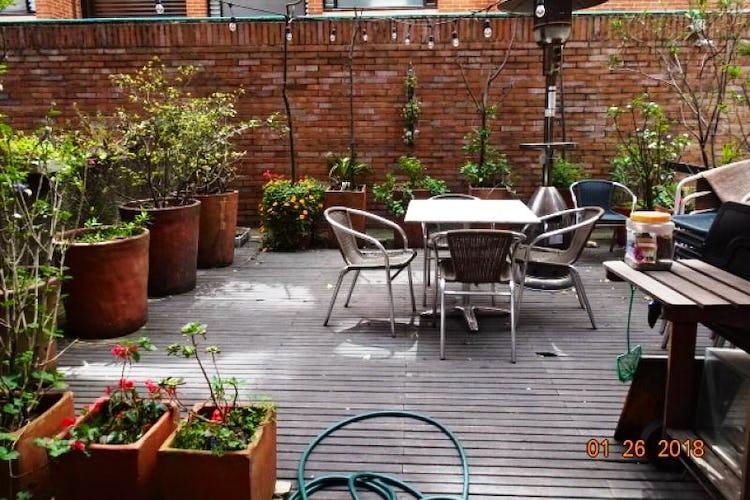Foto 4 de Apartamento en Bogota Rosales - Dúplex, con terraza, dos garajes