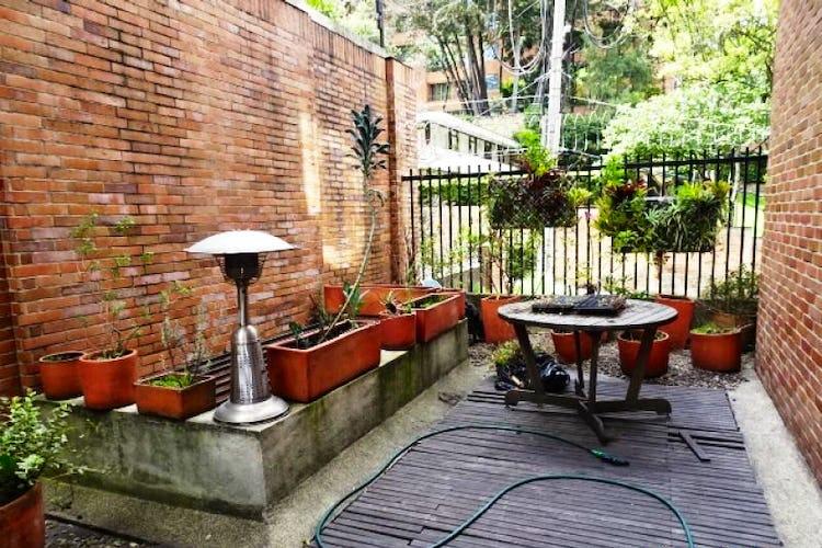 Foto 9 de Apartamento en Bogota Rosales - Dúplex, con terraza, dos garajes