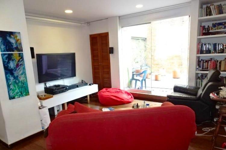 Foto 11 de Apartamento en Bogota Rosales - Dúplex, con terraza, dos garajes