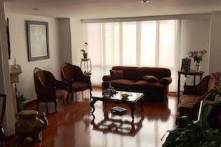 Apartamento en Rincon del Chico, Chico - 138mt, tres alcobas, chimenea