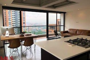 Cubik, Apartamento en venta en Loma De Las Brujas, 71m² con Gimnasio...