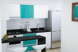 Kardonal 34, Apartamentos nuevos en venta en Teusaquillo con 3 hab.