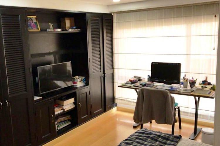 Foto 14 de Apartamento en Rincon del Chico, Chico - 138mt, tres alcobas, chimenea