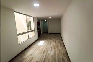 Apartamento en venta en Bogotá D.c., 50m²