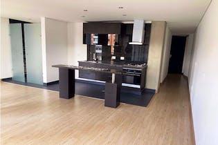 Apartamento en venta en Chapinero de 67m²
