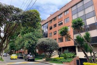 Apartamento en venta en La Carolina Usaquén de 2 hab.