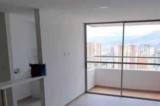 Apartamento en venta en Sabaneta de 63m²