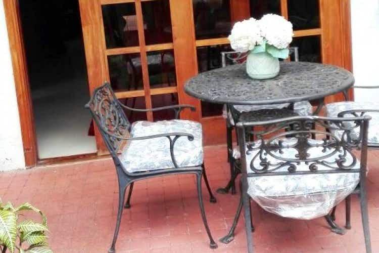 Portada Casa En Chia, Rio Frío, 4 Habitaciones- 167m2.