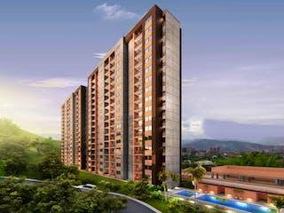 Bosques De La Luz, apartamentos sobre planos en Envigado, Envigado