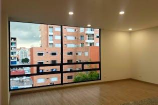 Bogota, Apartamento en venta en Santa Barbara de 63m²