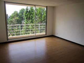 Una ventana en una habitación con una ventana en Torres Portal de Suba