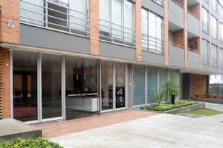 Apartamento en venta en Bella Suiza Usaquén de 1 hab. con Bbq...