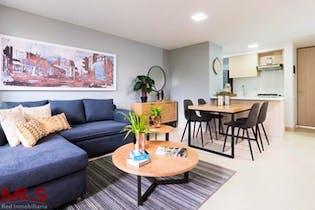 Al Parque, Apartamento en venta en Autopista (Marinilla) de 3 habitaciones