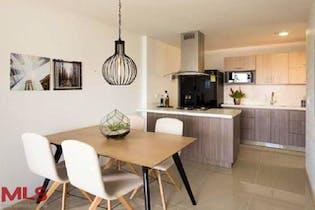 Marsella, Apartamento en venta en Calasanz de 3 alcoba