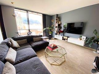 Apartamento en venta en El Virrey, Bogotá