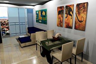 K52, Apartamentos en venta en Galerías de 1-3 hab.