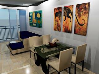 K52, proyecto de vivienda nueva en Galerías, Bogotá
