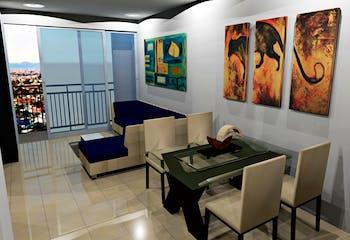 K 52, Apartamentos en venta en Galerías de 1-3 hab.