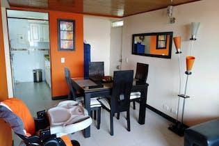Apartamento en venta en Modelia de 3 habitaciones