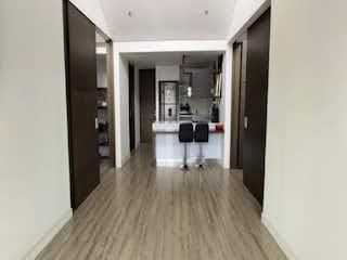 Una vista de un pasillo desde un pasillo en Club Senior