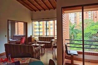 Los Esteros, Apartamento en venta en La Aguacatala de 3 hab.