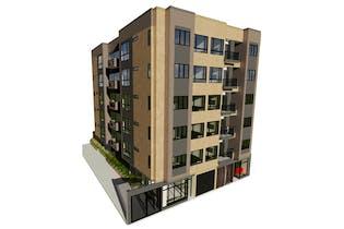 Kd Marly, Apartamentos nuevos en venta en Palermo con 2 hab.