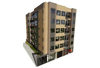 Kd Marly, Apartamentos nuevos en venta en Palermo con 2 habitaciones