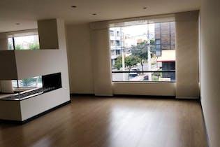 Apartamento en venta en Santa Barbara Central Usaquén 143m²