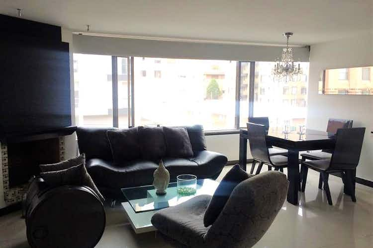 Portada Apartamento en venta en Santa Bárbara, de 101mtrs2 con tres garajes