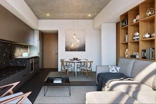 Desarrollo inmobiliario, Chapultepec 430, Departamentos en venta en Roma 33m²