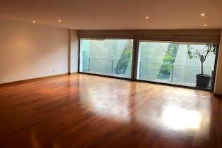 Departamento en venta en Polanco, 240m² con Jardín...