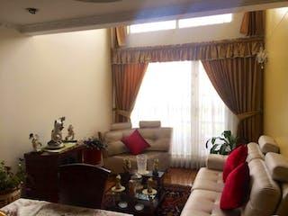Una sala de estar llena de muebles y una ventana en Apartamento en venta en Capellania con acceso a Gimnasio