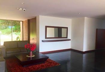 Apartamento en Bogota Cerros De Niza - con tres garajes y depósito, 200m2