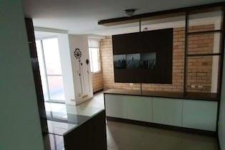 Apartamento en venta en La Villa de 1 alcoba