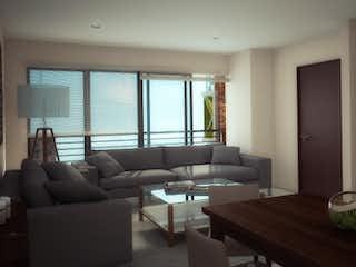 Una sala de estar llena de muebles y una ventana en Casas Grandes 248