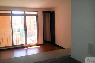 Apartamento en venta en Chicó de 2 alcoba