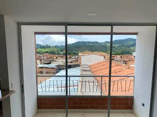 Una vista del horizonte de una ciudad desde un edificio en Apartamento en venta en Parque/Centro, 70mt con balcon