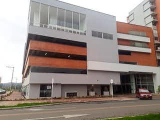 Una señal de calle en una esquina de la calle en Apartamento en venta en Casco Urbano Funza de 80m² con Zonas húmedas...