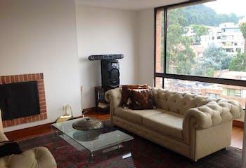 Apartamento en venta en Rosales de 3 alcobas