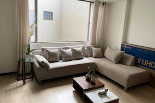 Apartamento en venta en Santa Bárbara Central, 58m²