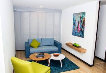 Makapi Lights, Apartamentos nuevos en venta en Galerías con 2 hab.