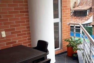 Apartamento En Venta En Bogota Bella Suiza con dos alcobas y dos parqueaderos en linea